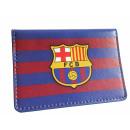 Football - Funda Carnet FCB Blaugrana