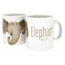 Tasse Vie Sauvage ELEPHANT