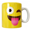 Mug YELLOW WINKING EYE