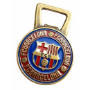 wholesale Magnets: Futbol - Magnet FCB Escudo Círculo