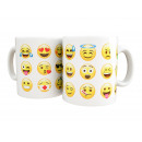 EMOTIFACES VISAGE JAUNE 2 Mug