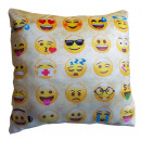 wholesale Cushions & Blankets: Pillow EMOTICONO HAPPY FACES