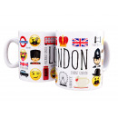Tasse ICONIQUE LONDRES