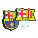 wholesale Storage media: Soccer - USB FCB ESCUDO 8gb