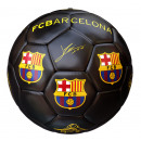Football - Medium Ball FCB BLACK