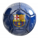 Soccer - Mini FCB Blue Glitter Ball