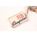 Fußball - FCB Vintage Keychain