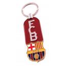 Futbol - Llavero FCB ESCUDO VERTICAL