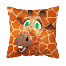 Pillow Plush Wild Life JIRAFA