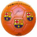 Soccer - Big Ball FCB Orange Fluorescent