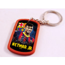 wholesale Consumer Electronics: Soccer - Keychain FCB Plate Photo Player