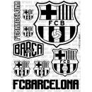 Soccer - FCB ADHESIVE LAMINA Model 3