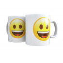 Mug EMOTIFACES HAPPY FACE