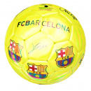 Football - Grand Ballon Jaune Fluo FCB