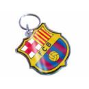 mayorista Llaveros: Futbol - Llavero FCB Escudo Plástico