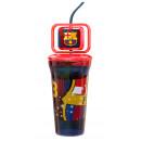 Soccer - Coupe en plastique FCB Reed