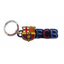 Fußball - FCB Purpurina Keychain