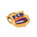 Voetbal - Keychain FCB Camp nou Drawing