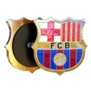 Football - FCB Magnet Big Gold Shield