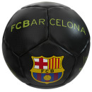 Soccer - Ball Mini FCB Noir Signatures Fluor