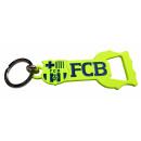 Football - Porte-clés FCB OPENER SHIELD LOGO