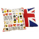 Square Pillow LONDON