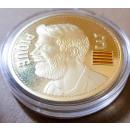 PIQUE CONMEMORATIVE COIN