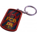 wholesale MP3 & MP4 Player : Soccer - Keychain FCB PLATE PLAYER