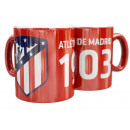 Soccer - 1902 RED ATM Shield Mug