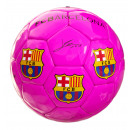 Soccer - Big Ball FCB Fluorescent Rose