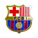 Football - Badge FCB Pins GIANT GOLDEN SHIELD