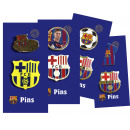 Soccer - Pack 2 Pins FCBARCELONA