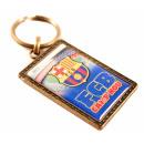 Football - Keychain FCB Marco CAMP NOU