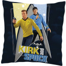 Square Pillow STAR TREK KIRK & SPOCK