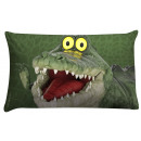 Pillow Plush Wild Life CROCODILE
