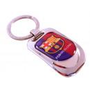 Futbol - FCB CURVADO Keychain
