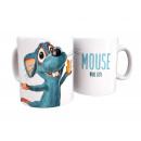 Mug Vie Sauvage SOURIS