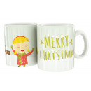 Mug CHRISTMAS GIRL