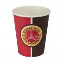 Gobelet en papier T24 Premium Coffee TO GO 300 ml,