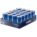 Varta Industrial LR14 Baby C batteries, set of 20