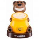 Varta Veilleuse LED Paul l'ours pour enfants