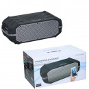Soundlogic Wireless Bluetooth Titanium Speaker
