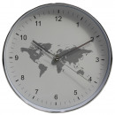 Horloge universelle murale Roland, blanc 30cm