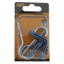 Ecolle DAILY Hardware metal hook 10 with size 8 do