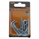 Ecolle DAILY Hardware L-hook 3.5x40mm 15 pcs.
