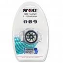Arcas LED-hoofdlamp 9 LED BP1
