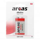 ArcasAlkaline 9V / 6LR22 BP1
