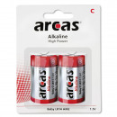 ArcasAlkaline LR14 / C BP2