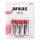 ArcasAlkaline LR6 / AA BP4