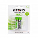 wholesale Telephone: Arcas Ni-MH HR6 / AA 800mAh BP2